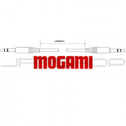 Mogami Puroflex I Patch Cable - TRS to TRS Stereo - 3ft