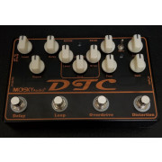 Mosky DTC Distortion + Overdrive + Delay Triple Pedal