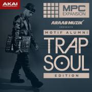 Akai Motif Alumni Trap Soul Edition MPC Expansion