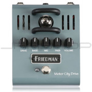 Friedman Amplification Motor City Drive Tube Overdrive Pedal