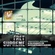 Big Fish Audio Fret Supreme: M-paq Soundkits