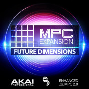 Akai Future Dimensions MPC Expansion Pack