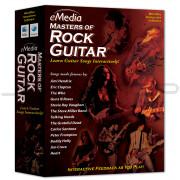 eMedia Music Masters of Rock Guitar - Windows