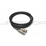Hosa MSC-100 Microphone Cable, Switchcraft XLR3F to XLR3M, 100 ft