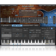 MusicLab RealEight Virtual 8-String Electric Guitar Plugin