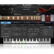 MusicLab RealLPC 5 Les Paul Guitar Software
