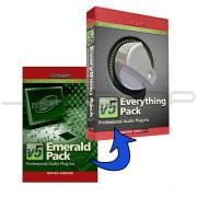 McDSP Upgrade Emerald Pack Native v6 to Everything Pack Native v6.3