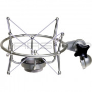 Neumann EA 1 Shock Mount Nickel