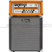 "Orange AD30HTC Tube Amp Head B-Stock + Kustom 1x12"" Speaker Cabinet Bundle"