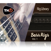 Overloud Bass Rigs Vol. 1 Rig Library for TH-U