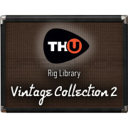 Overloud Vintage Collection Vol.2 Rig Library for TH-U