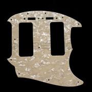 Fender Mustang Modern player P90 aged Pearloid Pickguard