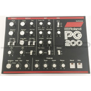 Roland PG 200 Programmer For JX-3P MKS-30 and GR-700 Analog Synths Used