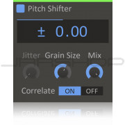 Kilohearts Pitch Shifter Plugin