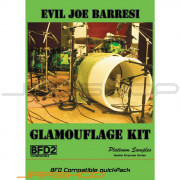 Platinum Samples Evil Joe Barresi Glamouflage Kit QuickPack for BFD