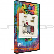 Platinum Samples Jim Scott Rock Drums Vol.2 for BFD