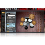 Platinum Samples Joe Barresi Evil Drums with Accent Virtual Drum Instrument
