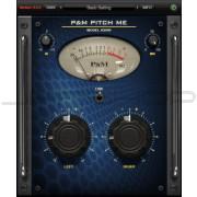 Plug & Mix Pitch Me Dual Pitch Shifter Plugin