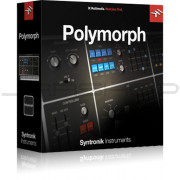 IK Multimedia Syntronik Polymorph Synth Instrument