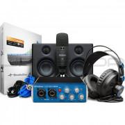 Presonus AudioBox 96 Studio Ultimate Recording Bundle