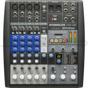 Presonus StudioLive AR8 Mixer 8-Channel Hybrid Digital/Analog Performance Mixer