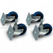"""Presonus ULT-18-Caster Wheel Kit Loudspeaker Accessory 4"""" Caster Wheel Kit for ULT 18"""