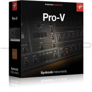 IK Multimedia Syntronik Pro-V Synth Instrument
