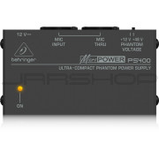 Behringer PS400 Ultra-Compact Phantom Power Supply