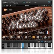 PSound World Musette UVI Instrument Plugin