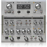 PSP stompDelay Tape Delay Plugin