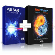 Ilio Pulsar + Fire Water Omnisphere Patch Library Bundle