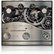 Rockett Pedals Clockwork Echo Memory Man Analog Delay