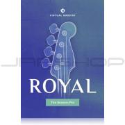 UJAM Instruments Virtual Bassist ROYAL 2.0 Plugin