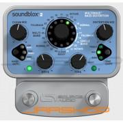 Source Audio Soundblox 2 Multiwave Bass Distortion - Open Box