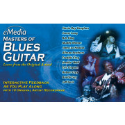 eMedia Music Masters of Blues Guitar