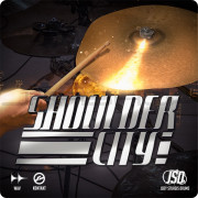 JSD Shoulder City Cymbals