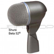 Shure Beta 52A Kick Drum Microphone - Open Box