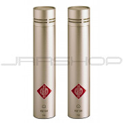 Neumann KM 184 Set Pair Nickel Cardioid Microphone