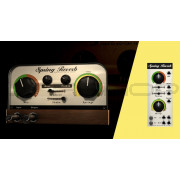 Softube Spring Reverb Plugin and Modular Module