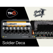 Overloud Choptones Soldier Deca Rig Library for TH-U