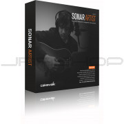 Cakewalk SONAR Artist Upgrade from SONAR Home Studio