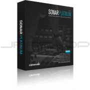 Cakewalk SONAR Platinum Upgrade from SONAR Professional
