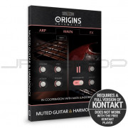 Sonuscore Origins Vol 6 Muted Guitar & Harmonics