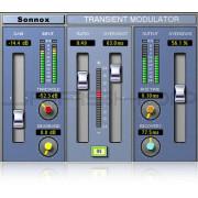 Sonnox Oxford TransMod Transient Modulator Native Educational Edition