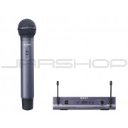 Sony UWP-S2/6264 Handheld Mic TX and Half Rack RX Wireless Syste