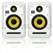 KRK V6S4WN Active Studio Monitor Speaker Pair