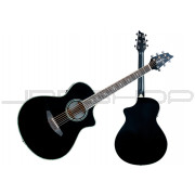 Breedlove Stage Black Magic Concert Guitar