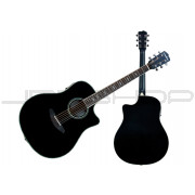 Breedlove Stage Black Magic Dreadnought Guitar