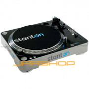 Stanton T.52 B Straight Arm Belt-Drive DJ Turntable