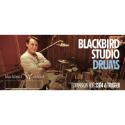Steven Slate Blackbird Studios Drums Expansion for SSD